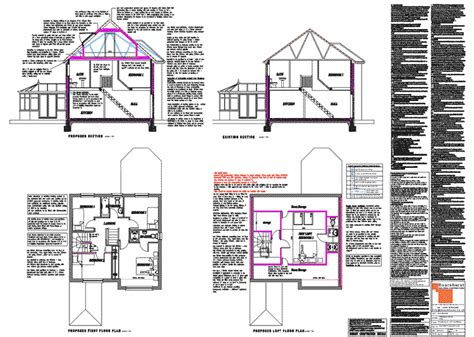 Dormer Design Plans Dormer Floor Building Plans Loft Conversions Dormers