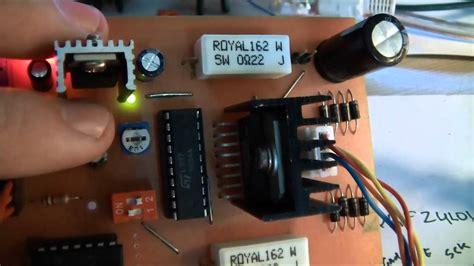 diy stepper motor controller diy l297 l298n stepper motor driver controller