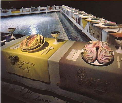 dinner by judy chicago the big quiz thing nyc quiz preview tuesday march 12