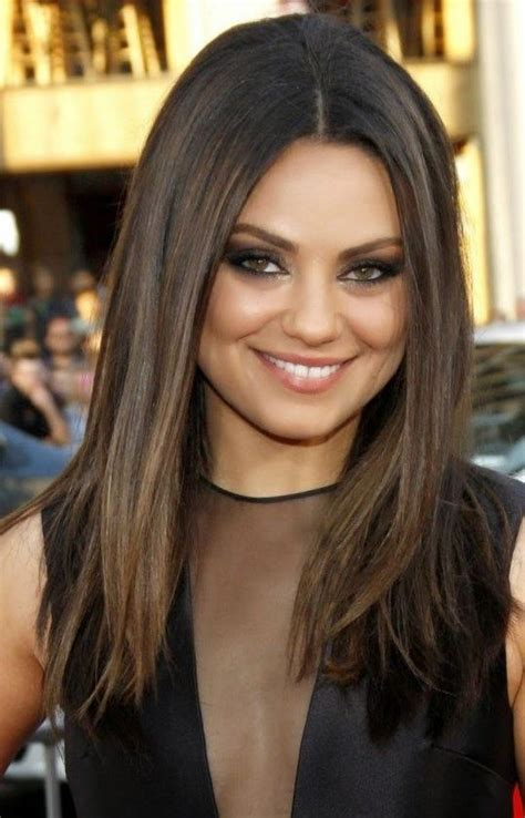 trending highlights for brown hair hairstyle for women 2018 brown hair color trends