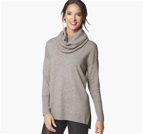 Cowl Neck Sweater cowl neck sweater johnston murphy