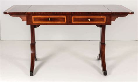Drop Leaf Console Table Drop Leaf Sofa Table At 1stdibs