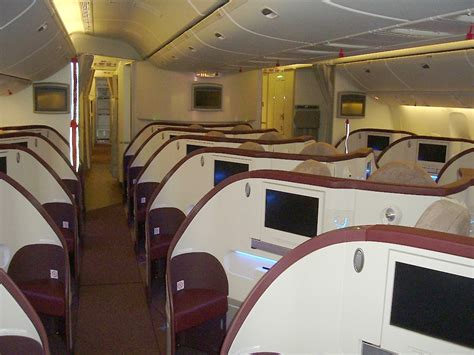 Jet Airways Class Cabin by