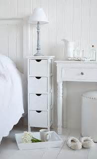 white bedroom table ls 25 best slim bedside table ideas on
