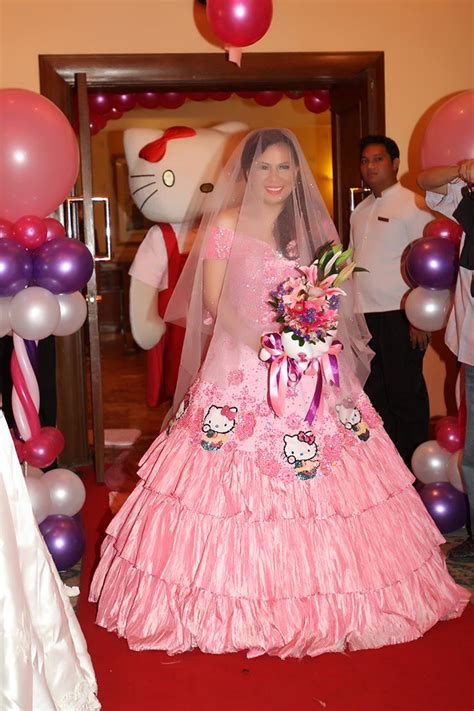 kitty wedding ni nicole hyala  jowadik love radio manila