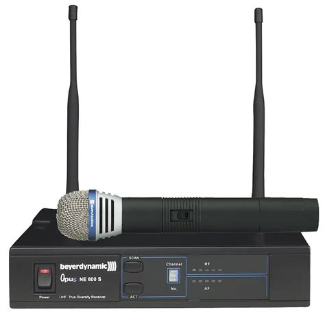 Mic Wireless Beyermic Uhf X800 beyerdynamic opus 660 set 506 530 mhz 171 funkmikrofon