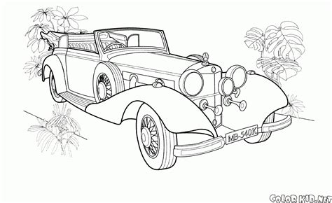 coloring pages antique cars coloring page antique cars