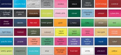 tshirt colors gildan shirt colors t shirts design concept