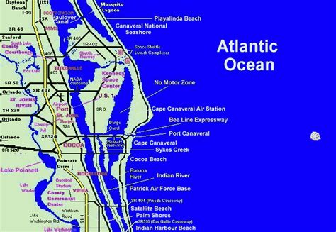 ( Port Canaveral ) Brevard County Soild Waste/ NAUI Project.