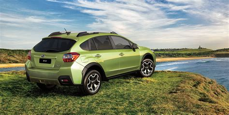 new subaru xv price 2015 subaru xv prices new infotainment systems added