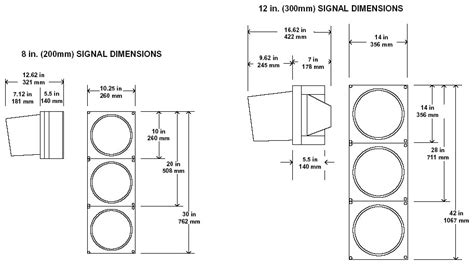 light pole dimensions traffic light pole dimensions pixshark com images