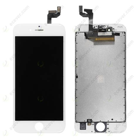 white for iphone 6s lcd display touch digitizer assembly combo