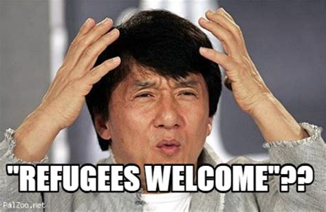 Meme Welcome - meme creator quot refugees welcome quot meme generator at