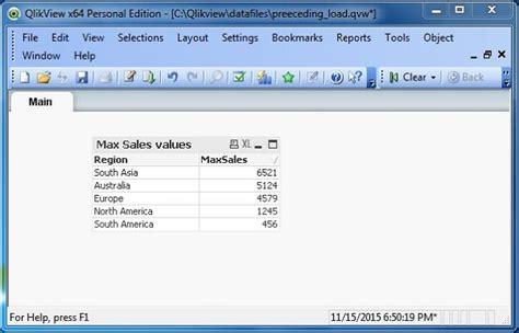 qlikview designer tutorial professional qlikview developer templates to showcase your