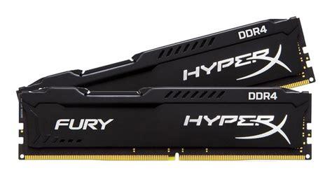 Ram Hyperx 8gb kingston hyperx fury 16gb 2 x 8gb 2400mhz ddr4 desktop