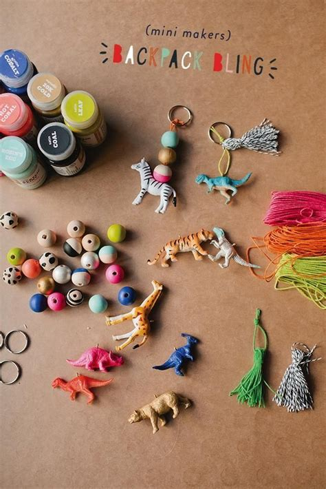 keychain crafts for best 25 how to make keychains ideas on make