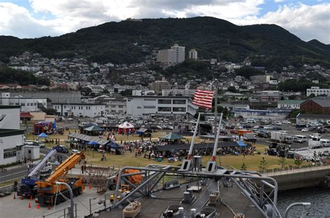 american towns american town festival at sasebo conscious engagement
