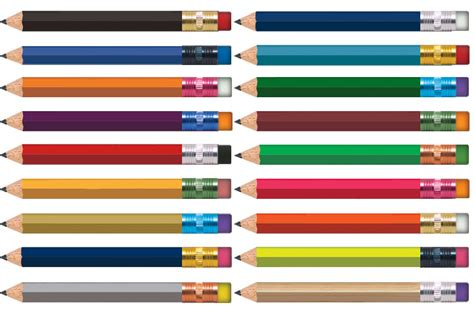 Decorate Your Own Pencil by Design Your Own Hexagon Golf Pencils Gpencil