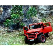 This Modified Mahindra Thar Goes By The Name Of Archer
