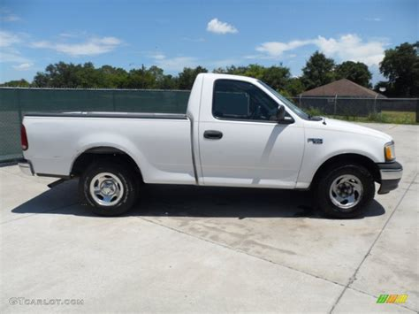 2000 Ford F150 by Oxford White 2000 Ford F150 Xl Regular Cab Exterior Photo