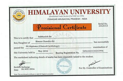 Himalayan Whitehouse College Mba by Certificates
