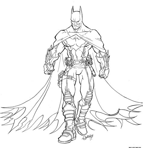 large batman coloring pages free printable batman coloring pages for kids