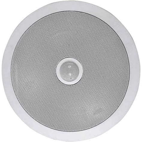 Best Home Ceiling Speakers by Best Buy For Pyle Home Pdic60 250 Watt 6 5 Inch Two Way In Ceiling Speaker System For Sale