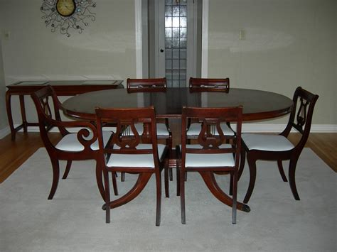 duncan phyfe dining room set duncan phyfe dining room set at alemce home interior
