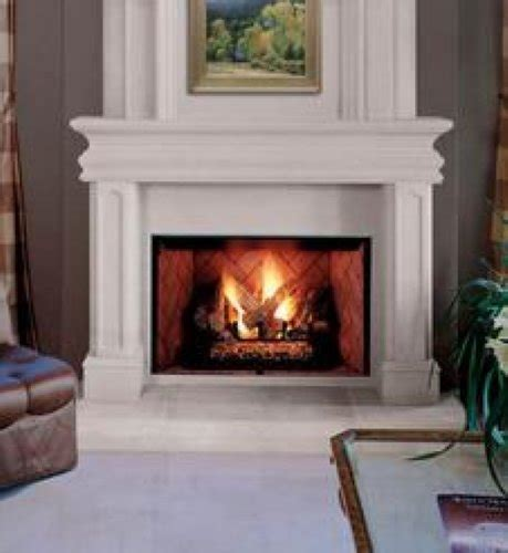 fireplaceinsert com fmi products b vent gas fireplace mission