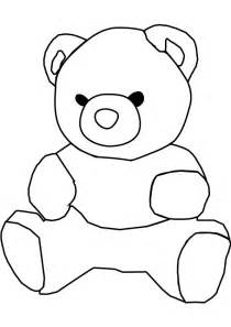 free coloring pages teddy bears
