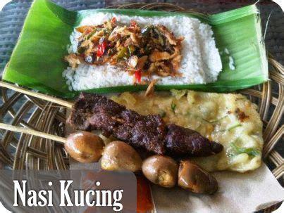 jenis makanan khas daerah  indonesia ari kuncoro mukti