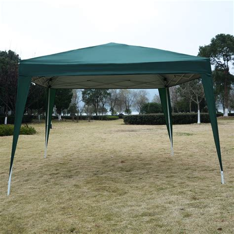 10 x 10 awning pop up canopy tent pop up portable beach canopy sun shade shelter outdoor ci