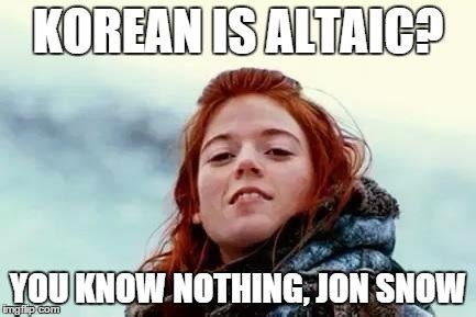 You Know Nothing Jon Snow Meme - you know nothing imgflip