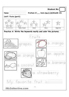 fruit 5 letter word fill in missing letters in fruit words school learning