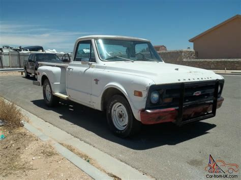 truck bed cers for sale 1968 c10 chevy truck stepside long bed v8 4spd