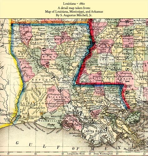 louisiana map index index of maps louisiana statemap