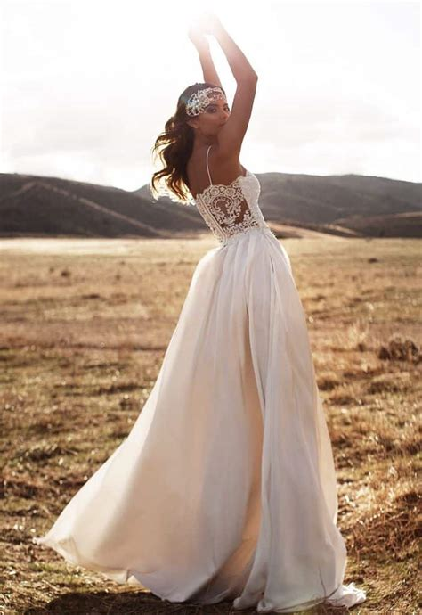 Wedding Wedding Dresses by Boho Wedding Dresses Best Photos Wedding Ideas