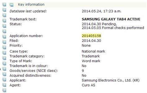 Samsung Tab 4 Active samsung galaxy tab 4 active geplant