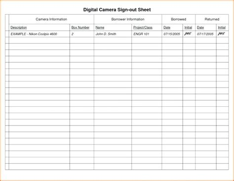 tool inventory sign out sheet ondy spreadsheet