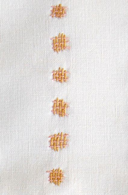 embroidery stitches on knitting embroidery purl bee and stitches on