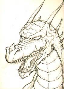 Dragon drawing images drawing look