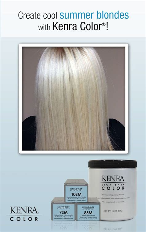 kenra color kenra color intro w free 500 in retail and free in salon