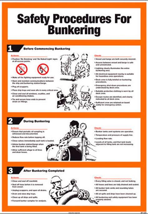 boat safety procedures safety procedures for bunkering nautische unie