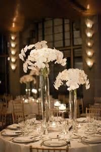 Tall Vase Centerpieces For Weddings Centerpieces The Gorgeous White Orchid Centerpieces