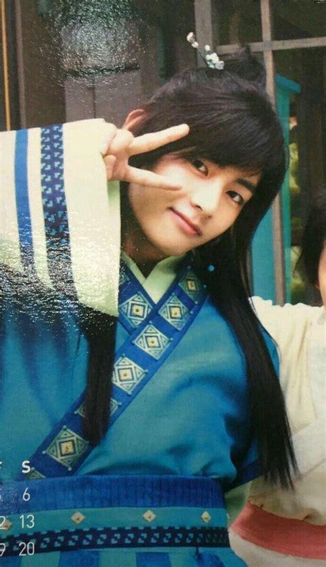 kim taehyung korean drama bts taehyung drama hwarang the beginning taehyung bts