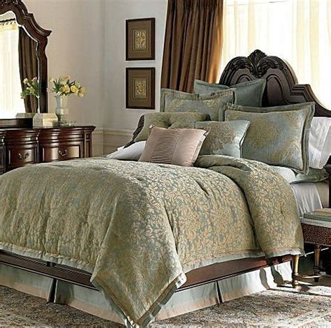 chris madden bedding chris madden delano queen comforter teal blue jacquard