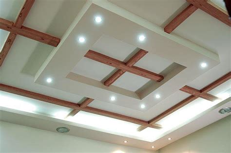 Wooden False Ceiling Designs For Living Room by False Ceiling Design In Wooden Interior Decorating Accessories