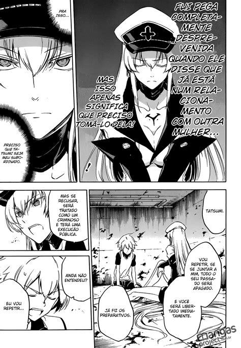 Impressões mensais: Akame ga Kill cap #52.5 - Mate a