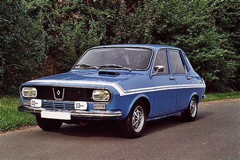 Renault R12 Renault 12 Gordini Motoburg