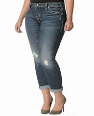 Image result for plus size jeans